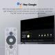 Mecool KM2 2/8GB Amlogic S905X2 AndroidTV 10 смарт тв приставка