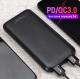 Topk Power Bank 10000 mAh PD18W/QC3.0 I1005 Black