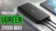 Ugreen Power Bank 20000 mAh PD18W/QC3.0  PB132 Black